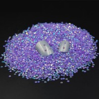 Стразы Jelly - Light Purple AB